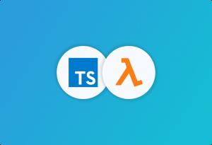 deploy TypeScript project to AWS Lambda