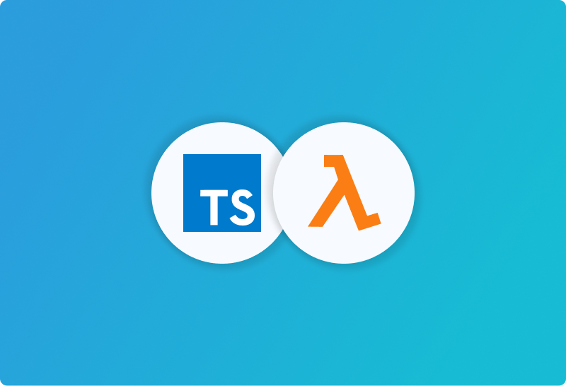 deploy TypeScript project to AWS Lambda